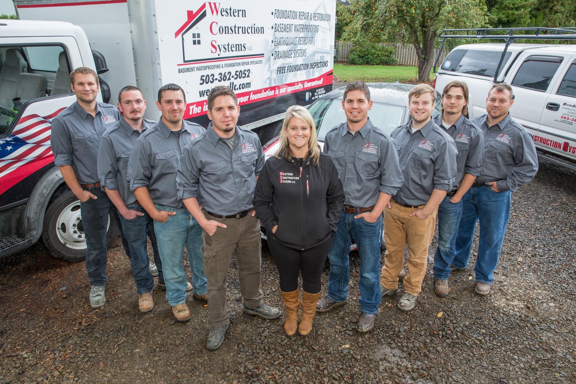 Foundation Repair Basement Waterproofing Portland Salem OR